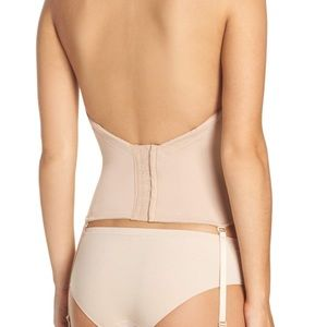 va bien Intimates & Sleepwear - Ultra-Lift Low Back Bustier